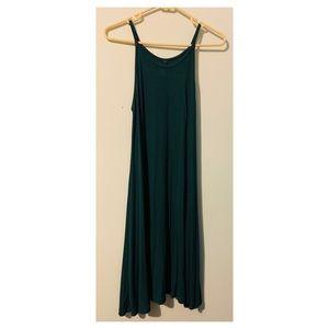 Other - Dark teal flows dress